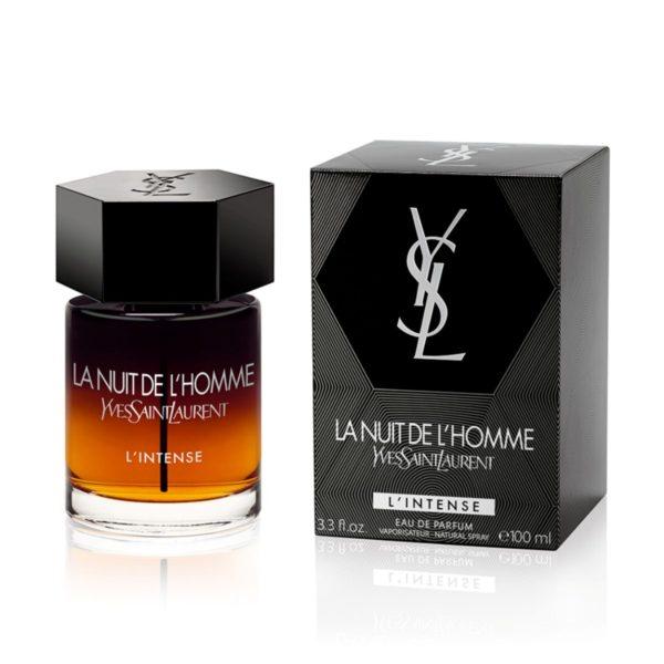 Yves Saint Laurent La Nuit de L'Homme L'Intense Eau de Parfum