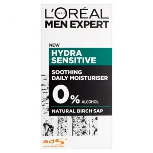 L'Oreal Men Expert Hydra Sensitive Moisturiser 50ml