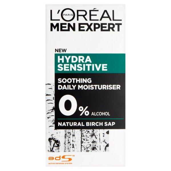 L'Oreal Men Expert Hydra Sensitive Moisturiser 50ml