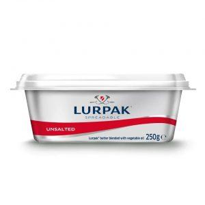 Lurpak®Unsalted Butter - 250g
