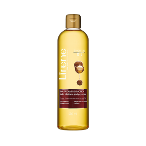 Lirene Shower Oil Maсadamia & Monoi