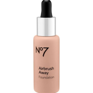 No7 Airbrush Away Foundation 30ml - Wheat Shade