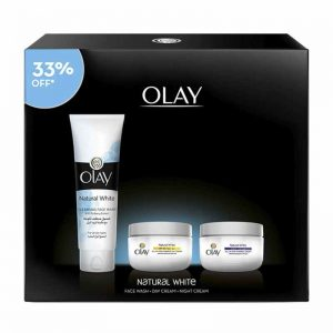 Olay Natural White All in one Fairness Set